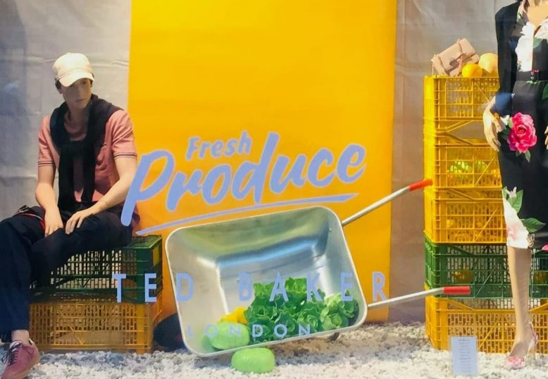 "TED BAKER LONDON ""Fresh Produce"""