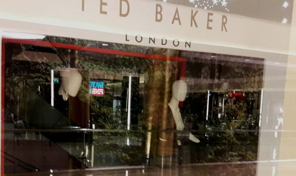 Ted Baker AW19 | Display Window Production