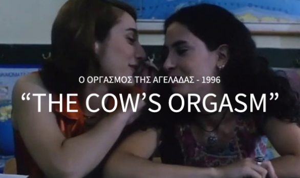 The cow's orgasm